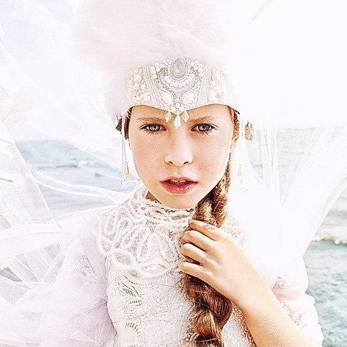 Корона принцесса лебедь своими руками 64